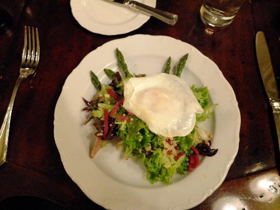 Sisters: Asparagus Salad