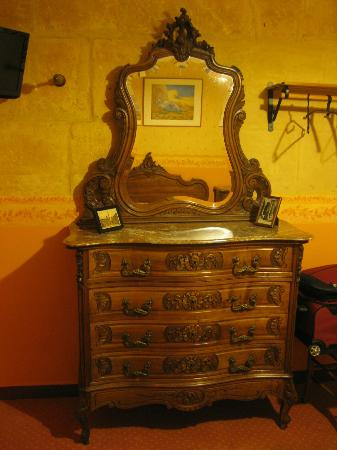 Hotel Constantin: cabinet