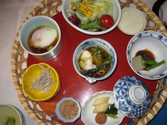 Izu Hokkawa Onsen Bousui: 食事