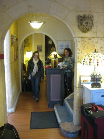 Hotel Constantin : lobby