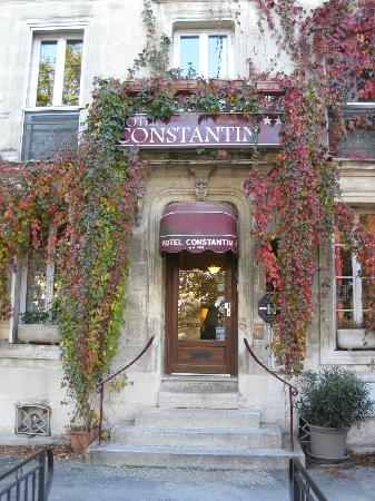 Hotel Constantin: arles is very romantic