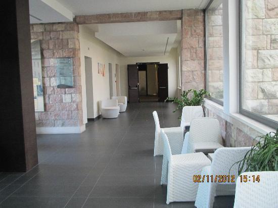 Hotel Cenacolo: Corridoio