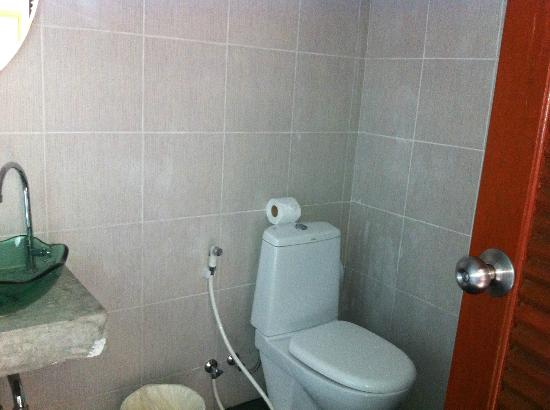 APK Resort & Spa: toilet
