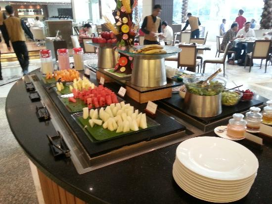 Groovy Breakfast Buffet Picture Of The Grand New Delhi Tripadvisor Home Interior And Landscaping Oversignezvosmurscom