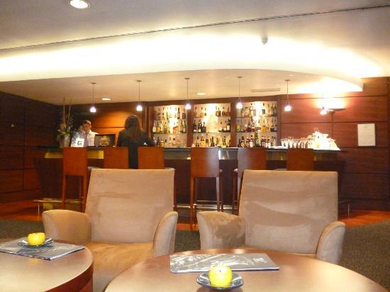 Marques De Pombal Hotel: bar de l'hotel