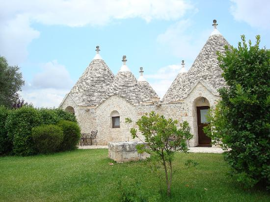 Abate Masseria & Resort : Trulli Suite