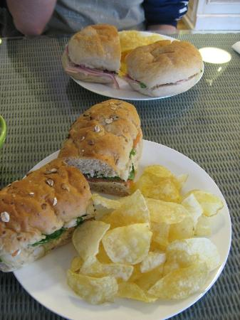 Armstrong Ward: Sandwiches