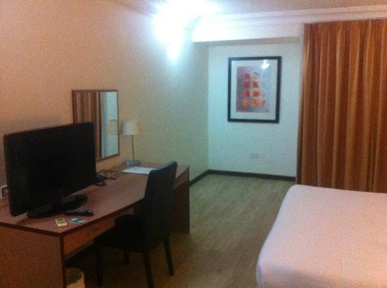 Alisa Hotels North Ridge: My room, 4th floor