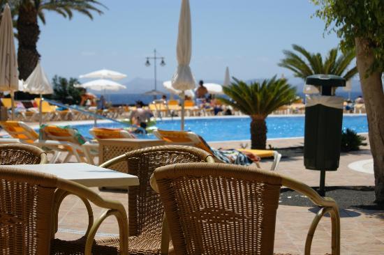 Iberostar Lanzarote Park: Pool view