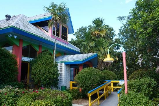 Sanibel and Captiva Chamber of Commerce and Visitors Center: Welcome Center