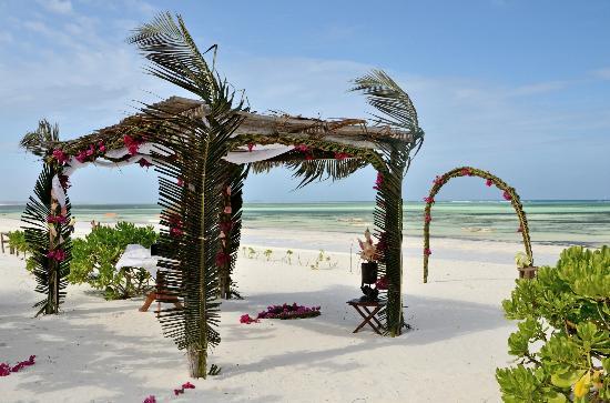 Next Paradise Boutique Resort: Wedding-Decoration