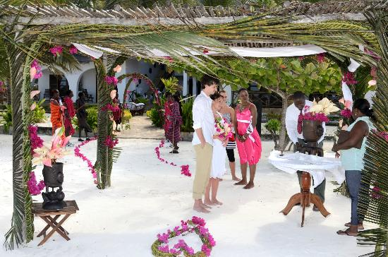 Next Paradise Boutique Resort: Wedding