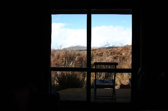 Skotel Alpine Resort: from our window