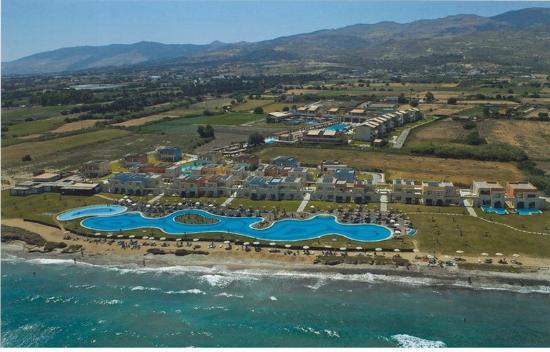 Astir Odysseus Resort & Spa: Vue