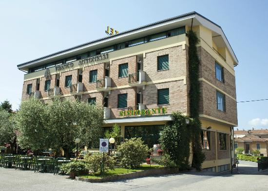 Hotel Antonelli: HOTEL FRANCO ANTONELLI