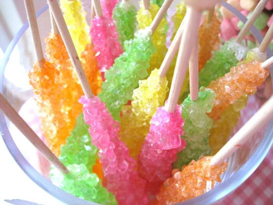 Sweet Dreams of Marco: Rock Candy