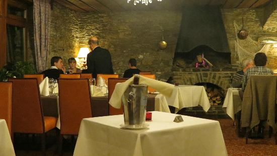 Auberge du Relais Postal: restaurant
