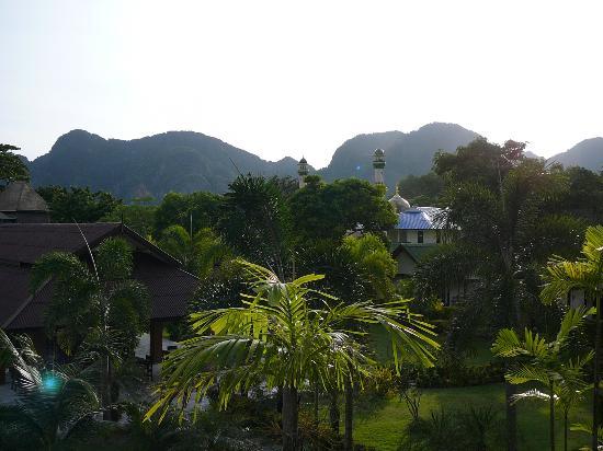 Phi Phi Andaman Legacy: Blick vom Balkon
