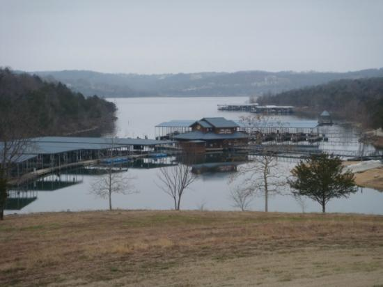 Big Cedar Lodge: Lake view