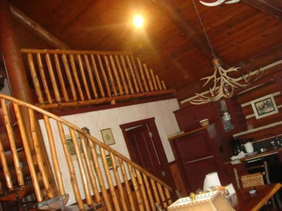 Big Cedar Lodge: inside cabin