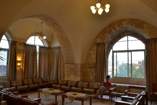 Lutheran Guest House: Relax area