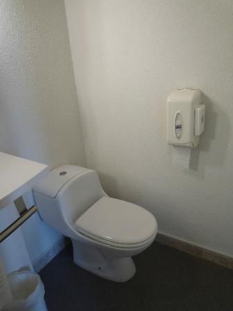 Ibis Nice Palais des Congres Vieux Nice: WC