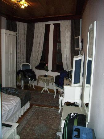 Esans Hotel: Vue de la chambre 303