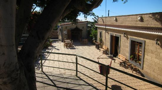 Hotel Rural El Navio - Only Adults: Binnenplaats
