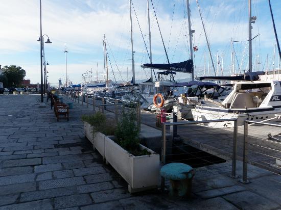 Marina di Castello: le port