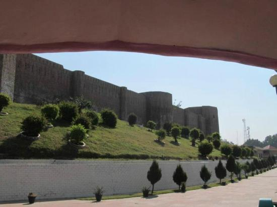 Jammu, Hindistan: bahu fort