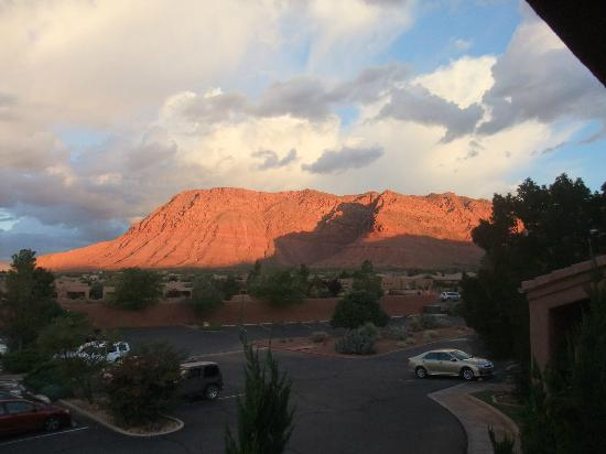 Red Mountain Resort: View from room