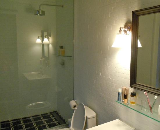 Large Bathroom Picture Of Wythe Hotel Brooklyn Tripadvisor
