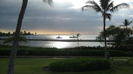 Waikoloa Beach Marriott Resort & Spa: A Bay