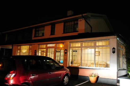 Roncalli House : Vue de nuit