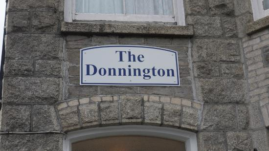 The Donnington Guesthouse: The Donnington