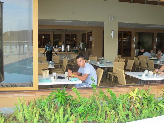 Sunscape Splash Montego Bay: Dining Area