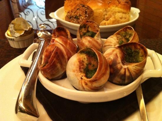 Rodeo Grill : escargot
