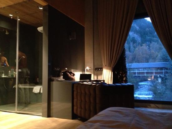 Hotel Palome: suite superior