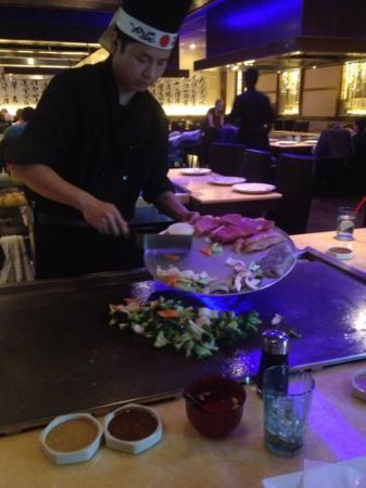 uk availability e347c 67e68 Kobe Ninja House Japanese Grill  superb!