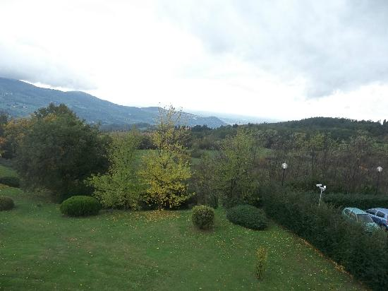 Demidoff Country Resort: Vista dal balcone