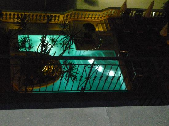 Hotel Zi Teresa: Pool from the Roof Terrace
