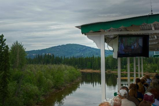 Riverboat Discovery: Cruising down the Chena River