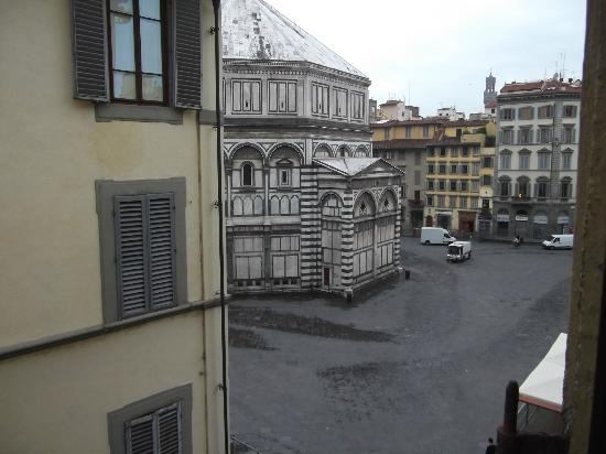 Hotel San Giovanni: View from room