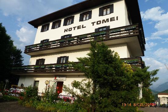 """Hotel Tomei: hotel """"Tomei"""" Vattaro"""