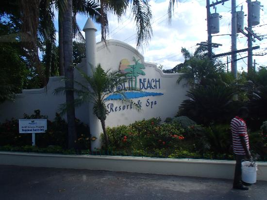 Sunscape Splash Montego Bay: Entrance