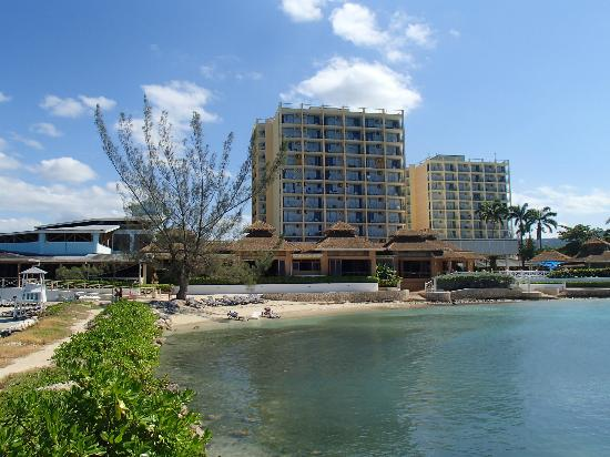 Sunscape Splash Montego Bay : Resort Grounds