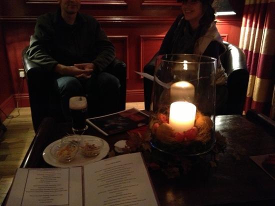 White Gables Restaurant : wonderful night at the White Gables