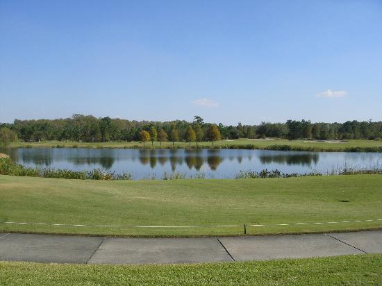 روزن شينجل كريك: Golf course