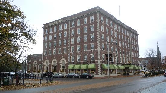 The Hawthorne Hotel