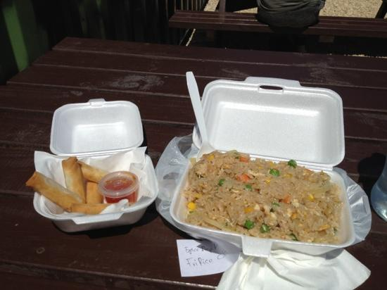 Thai Container: Lunch